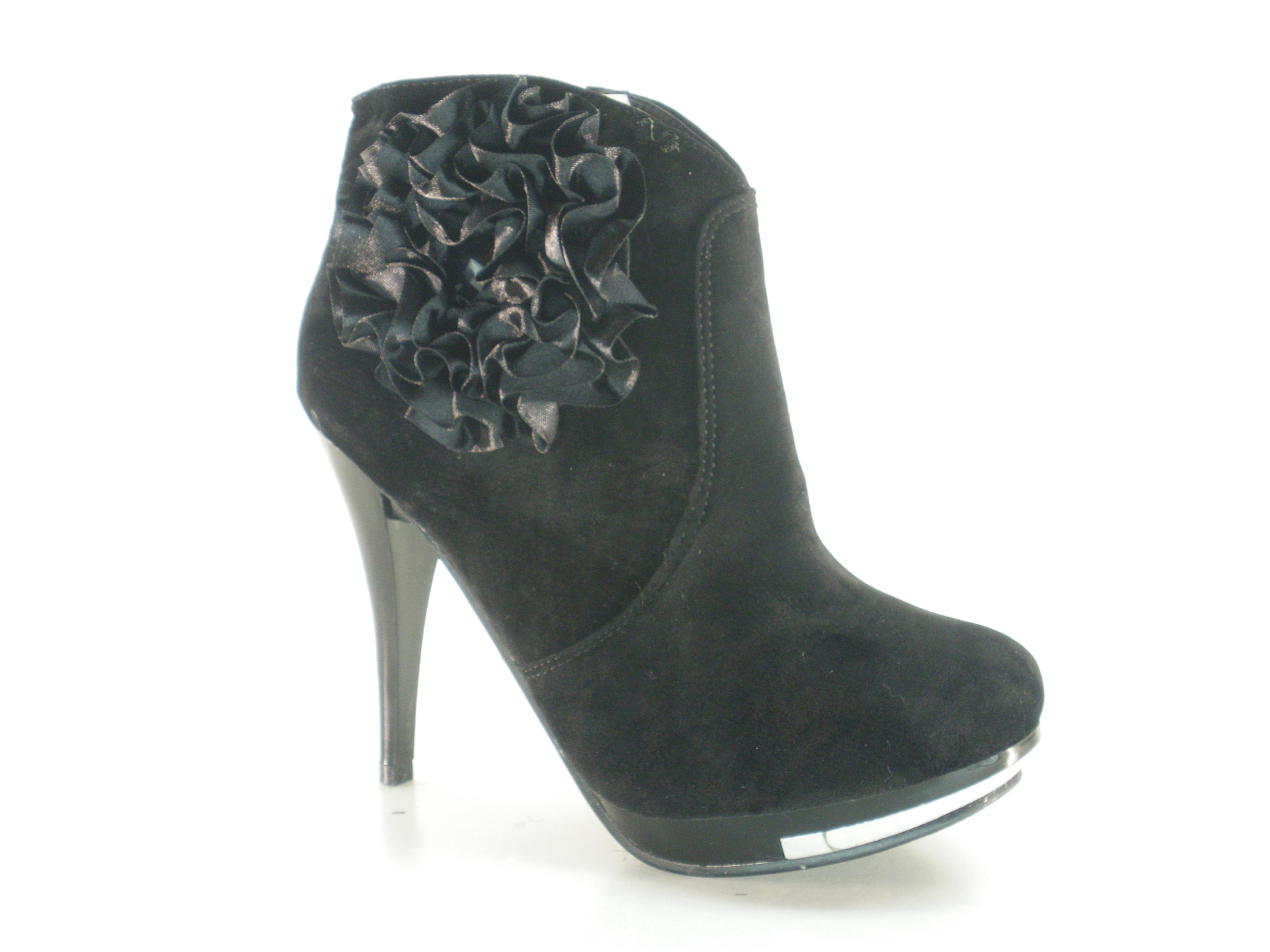 scarpe donna tronchetto